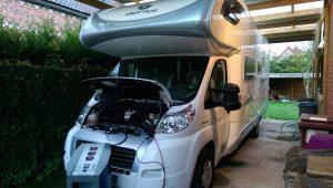 camping car Fiat ducato 2.3l jtd 130cv 28000 kms